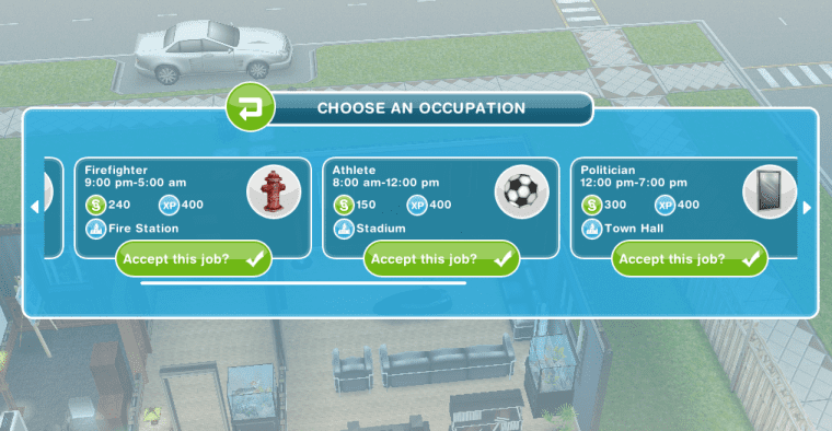 What We Can Learn from the Sims™ game.