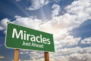 Manifesting a Year of Miracles!