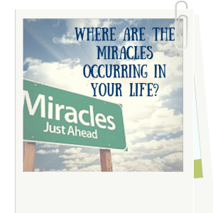 Turning 2015 into a Year of Miracles!
