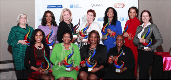 Top 10 Michigan Business Women Awards