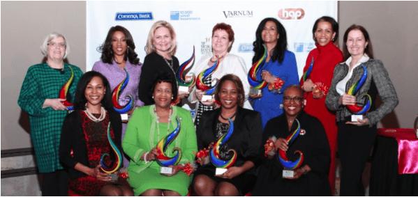 Top 10 Michigan Business Women Awards