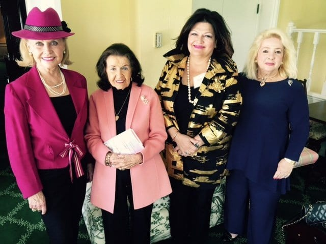 Annual Meeting and Luncheon for the Women's Division for Project HOPE
