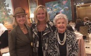 Judie Sherman, Katana, and Camilla Kavanagh