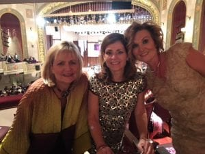 """Ringing in 2017 with Colleen Rivamonte and Shelly O'Brien at the Detroit Symphony Orchestra """"Purple Rain"""" concert with the music of Prince"""