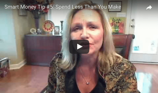 Smart Money Tip #5: Let's Talk about Budgeting to Save More and Spend Less