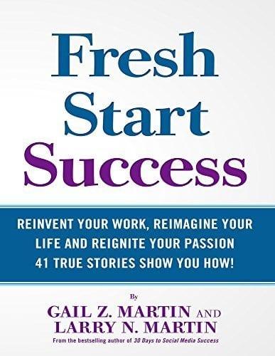 """""""Fresh Start"""" reinvention"""