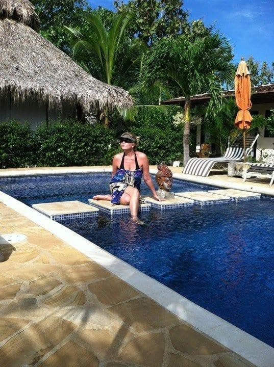 katana abbott at pool